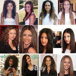 Complex Brazilian Keratin Hair Blowout Treatment Professional Results Straighten