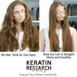 Complex Professional Brazilian Keratin Hair Treatment Blowout VALUE KIT II