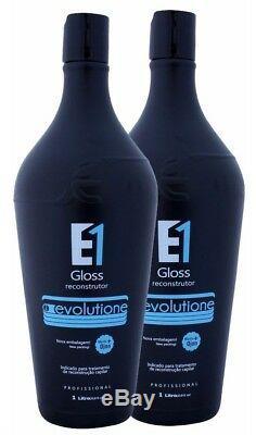 Ecoplus Evolutione Inca Oil E1 Brazilian Keratin Treatment Evolutione