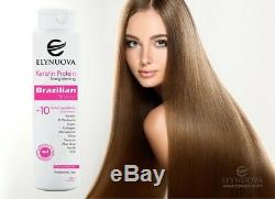 Elynuova Brazilian Blowout Keratin Hair Treatment For professional Use 720ml