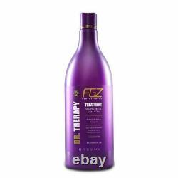 FGZ Dr Therapy Brazilian Keratin Enzyme Therapy 1L 33fl. Oz
