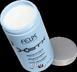 Felps Omega Zero XBTX Capillary Nanoplasty Hair Mask Treatment Brazilian Felps