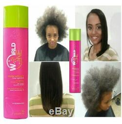 Floractive W One Nano Protein World One Brazilian Keratin Hair Treatment 1L 34oz