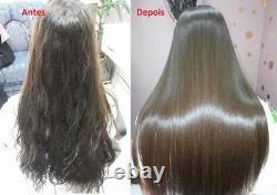GREAT SET Cadiveu Plastica dos Fios Straightener Brazilian Keratin Treatment