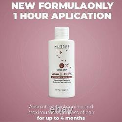 Hair Straightening Brazilian Keratin Treatment 1 Step Protein Treatment 2.02