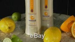 Honma Tokyo Bioplasty Kit 2 x 34oz Hair Straightening keratin brazilian