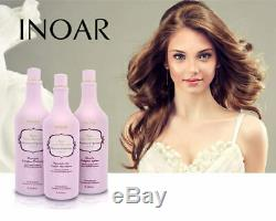 INOAR Boto Brazilian Hair Keratin Treatment, The Authentic Brazilian Blow Dry