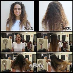 INVERTO Formaldehyde Free Brazilian Keratin Hair Treatment 1000ML XL SET + Comb