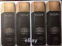 Inoar Brazilian Keratin Moroccan Blowout. 2 Kits. 4 bottles, 34oz each/liters