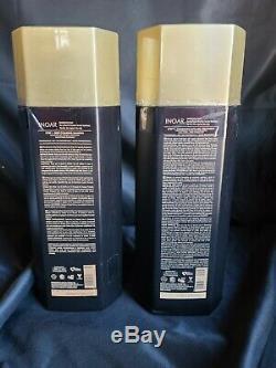 Inoar Brazilian Keratin moroccan Blowout treatment Kit 33.8oz/ liter Exp 07/22