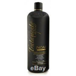Inoar Moroccan Brazilian Keratin Treatment Blow Dry Hair Straightening 1 Litre