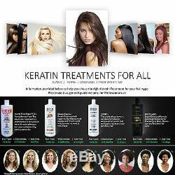 Inverto Formaldehyde-Free 1000ml Brazilian Keratin Hair Treatment Blowout