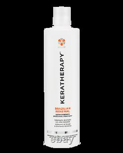 KERATHERAPY BRAZILIAN RENEWAL ultra strength keratin smoothing treatment 16.9 oz