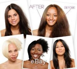 KERATIN Brazilian Hair Caviarine 100% Authentic Treatment SAFE HOME USE 6 Month