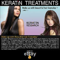 KR Complete Complex Brazilian Keratin Blowout Hair Treatment 1000ml XXL SET