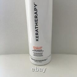 Keratherapy brazilian renewal ultra strength smoothing treatment 34oz/1 litre