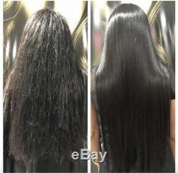 Keratin Brazilian Celulas Madres Hair Straightener Ybera Discovery Liso 35 Oz