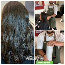 Keratin Brazilian Hair Straightening VEGANA 35OZ Alisado Perfecto NANOPLASTIA 1L