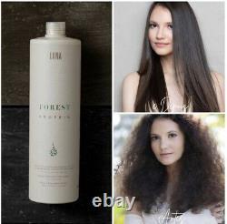 Keratin Brazilian Ybera Fashion Forest Protein 35Oz Hair Treatment Authentic