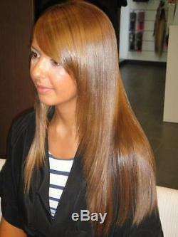 Keratin Cure Professional Brazilian Chocolate Bio Straightening Hair Kit 15 oz