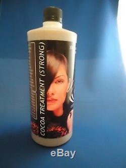 Keratin Hair Treatment Professional Kit Brazilian Chocolate Formula (2 x 32 Oz)