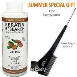 Keratin Research Brazilian Keratin Blowout Hair Treatment 120Ml (4Oz) Profession