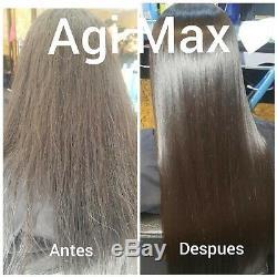 Keratin Treatment Brazilian Agi Max Plus Whit Murumuru Oil x Kit 3 Steps/500ml