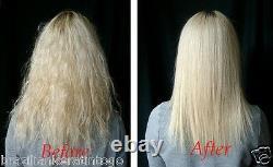 Moroccan Brazilian Keratin Blow Dry Hair Straightening Treatment Kit 200ml