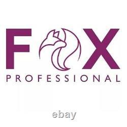 New Fox Gloss Brazilian Keratin Straightener WHOLESALE 4xSETS Fox Professional