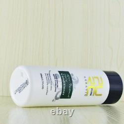 PURE Brazilian Keratin Hair Treatment Formalin 12% 1000ml +Shampoo 300ml Gift