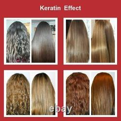 PURE Brazilian Keratin Treatment Set Hair Damaged Straightening 100ml X 4 Pcs