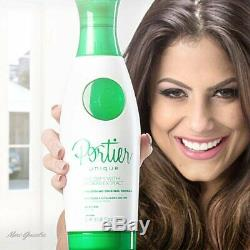 Portier Unique Formaldehyde Free Brazilian Keratin Blowout Treatment 1000ml