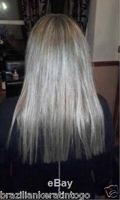 Rio Chocolate Brazilian Keratin Blow Dry Straight Hair Treatment Sample Kit 60ml
