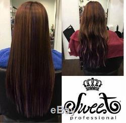 Sweet Hair The First Shampoo Straightener Brazilian Keratin Treatment 980ml 34oz