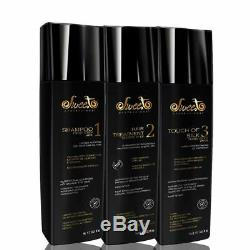 Sweet Lovely Progressive Brush Treatment Brazilian Keratin 3x980ml Sweet Hair