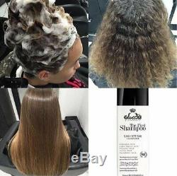 Sweet The First Shampoo Gen 2.0 Progressive Brush Brazilian Keratin Blowout