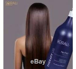 Therapy Liss Progressive Brush 1L Brazilian Keratin Sorali