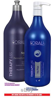Therapy Liss Progressive Brush 1L Brazilian Keratin Sorali