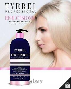 Tyrrel Reductblond Brazilian Blowout Blond Keratin Progressive Brush Progressiva