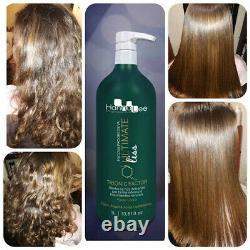 Ultimate Liss Hanna Lee Progressive Brazilian Keratin Hair Treatment 1L