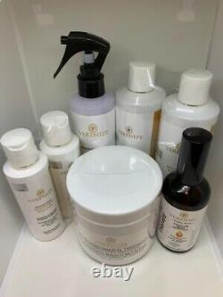 Verenize Brazilian Keratin / Before & After Treatment Products (Set of 7 Pieces)