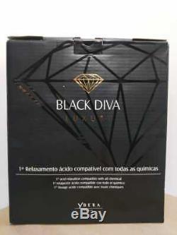 Ybera Black Diva Brazilian Keratin Acid Relaxation Straightening Treatment Mask