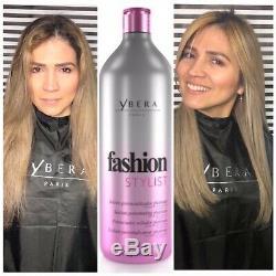 Ybera Fashion Stylist Platinum Hair Smoothing Brazilian Keratin 35oz