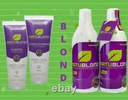 100% Bio Brésilien Traitement De Labourage Des Cheveux Lisser Et Lisse Les Cheveux