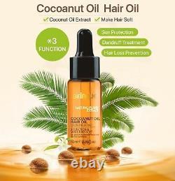 12% Kératine Brésilienne 24k Gold Therapy Hair Protein Treatment Shampooing Care Set
