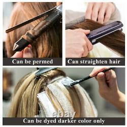 14-30 Pre Bonded U Nail Tip Kératine 100% Remy Brazilian Human Hair Extensions