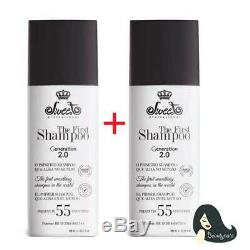2 X 980 ML De Traitement À La Kératine Pour Cheveux Brésiliens Sweet Professional Le Premier Shampooing