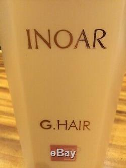 2 X Inoar G-hair Kératine Brésilienne Keratinbehandlung, Haarstraightener Neu