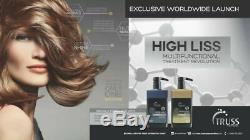 Behandlung Bresilien Truss Haut Kératine Liss 650ml Progressive Des Cheveux Straigh