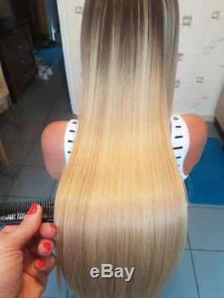 Blowout De Traitement Des Cheveux Cocochoco Kit Brésilien Kératine Pour Les Cheveux Foncé Ou Endommagé
